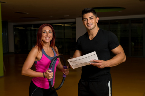 Personal Trainer Job Positions