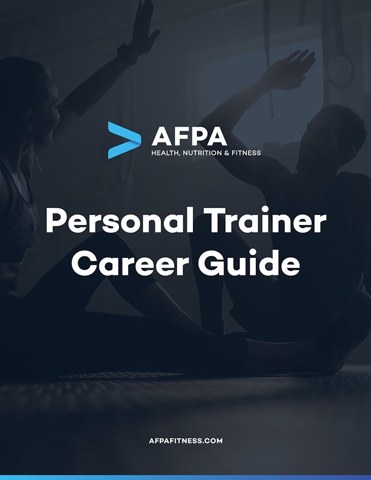 AFPA Personal Trainer Guide 2019