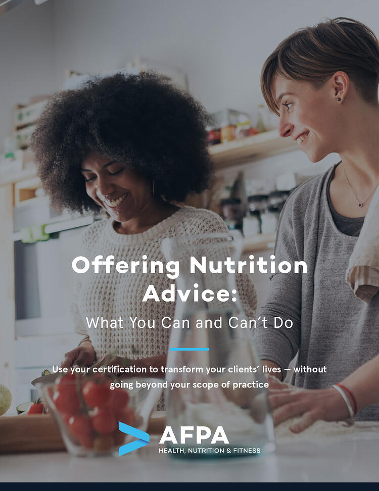 Cover Photo_Offering Nutrition Advice_V1