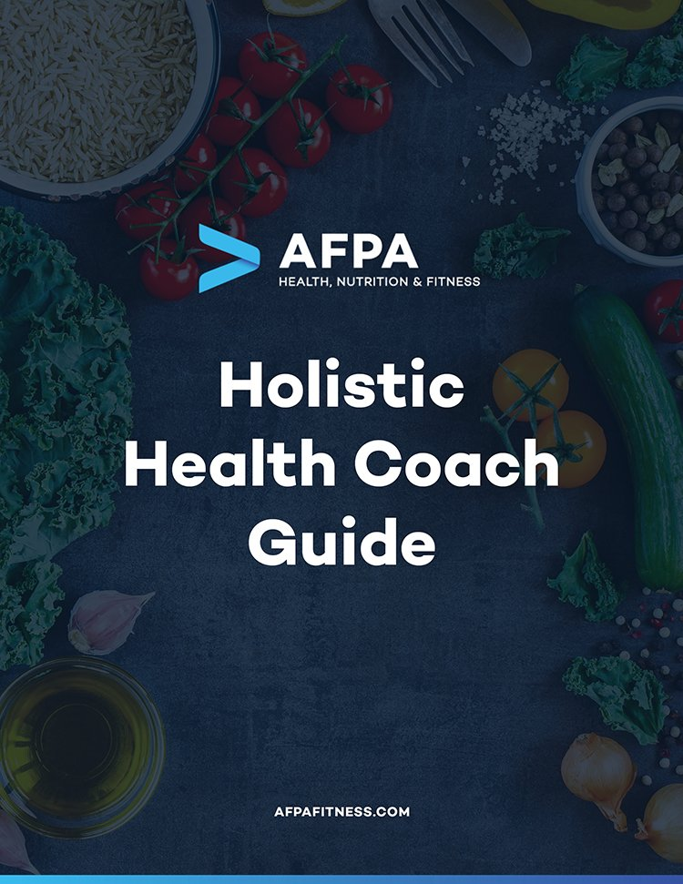 AFPA Holistic Health Coach Guide 2019