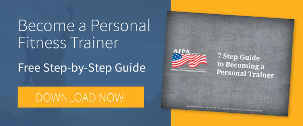 guide to becoming a personal fitness trainer