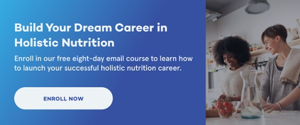 holistic nutrition email course
