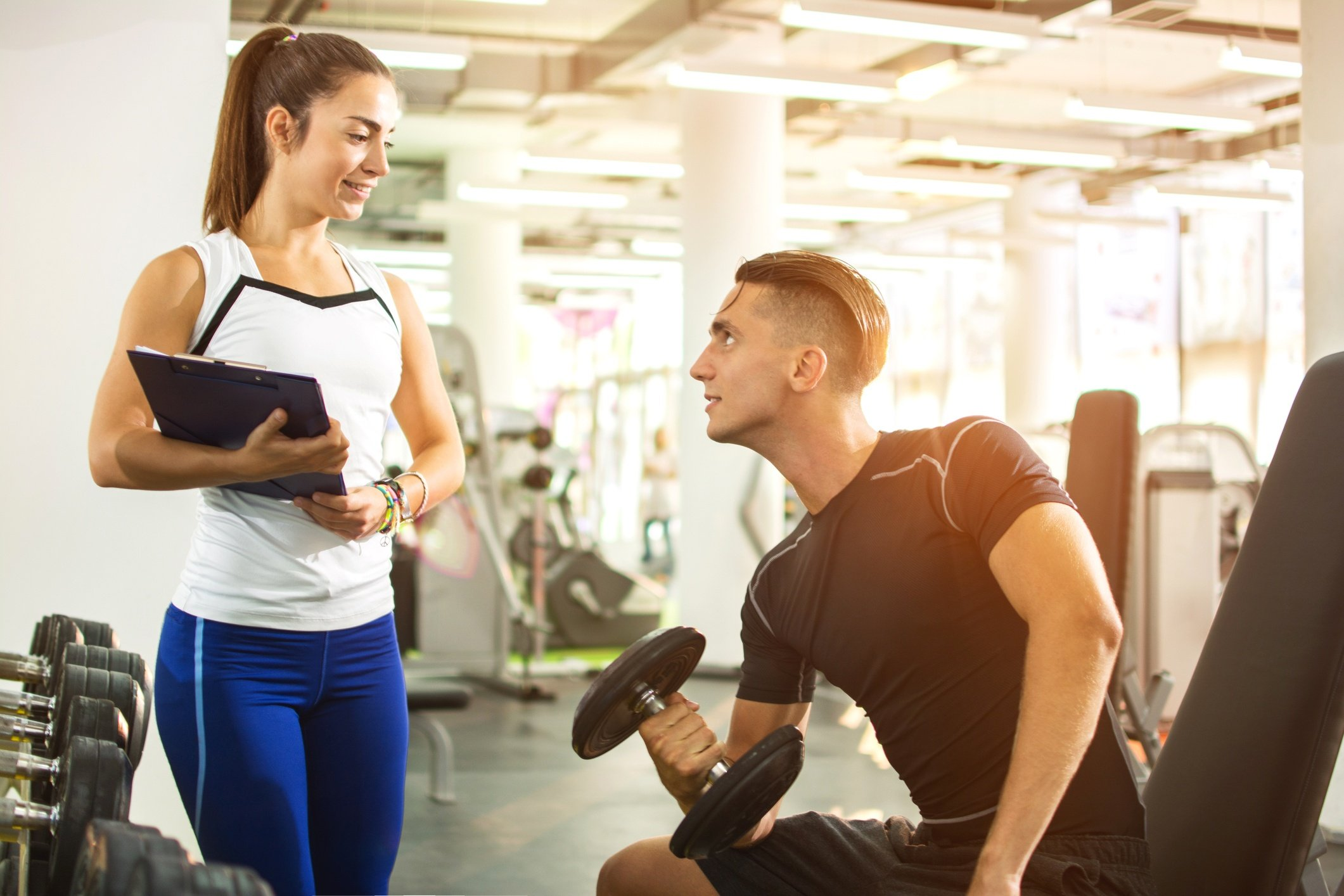 10 Steps on How to Become a Personal Trainer