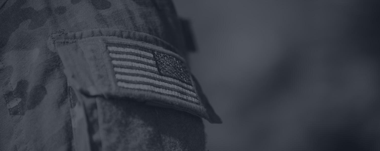 Military & Veterans Hero Image