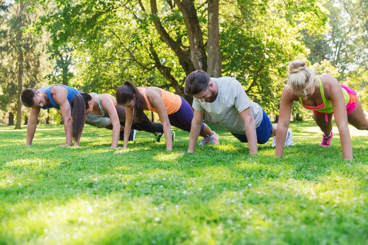 fitness training plans