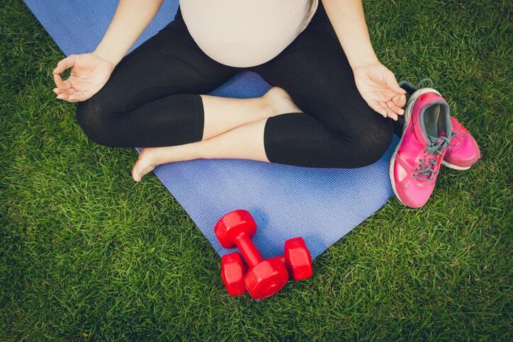 prenatal outdoor fitness