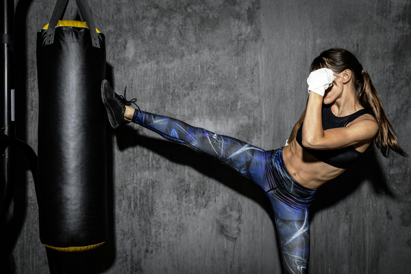 AFPA Graduate of the Month: Krista Rooney, Kickboxing Instructor
