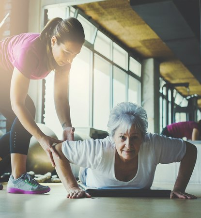 Personal Trainer for Special Populations Certification